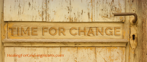 When a death leads to a course change in life -Healing For Grieving Hearts