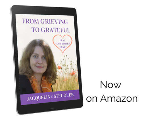 e-Book From Grieving to Grateful by Jacqueline Steudler